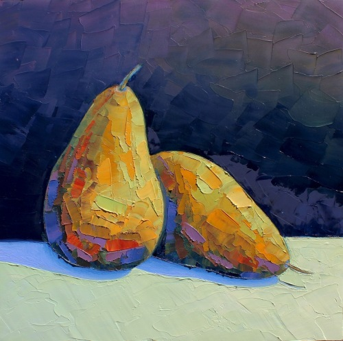 """Pair of Pears"" by barry osbourn"