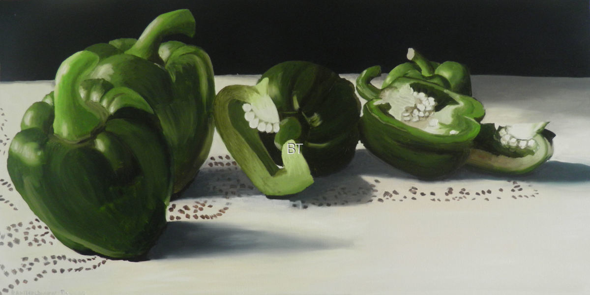 Carnivorous Piranha Peppers (large view)