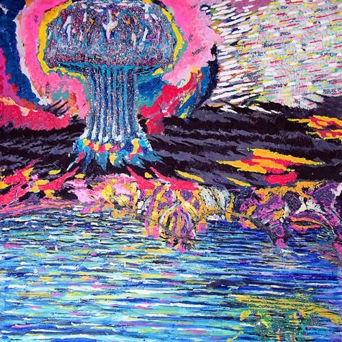 glitter eruption