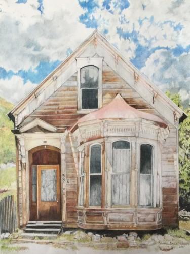 Victorian Vacancy by Bonnie Bailey-Arden
