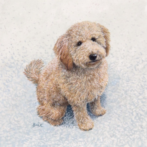Doodle Dog by Beatrice Bork