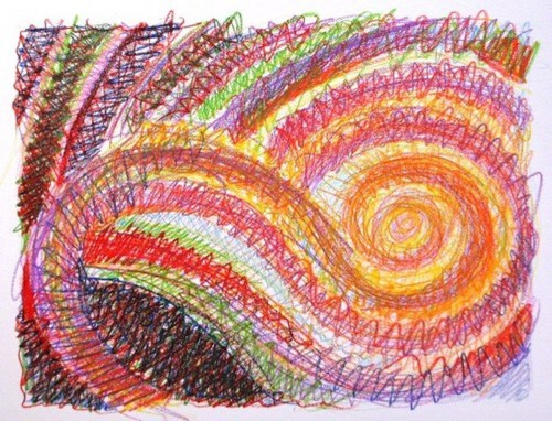#7 Spiral Sunray