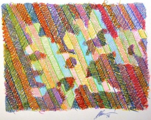 #8 Angled Stripes