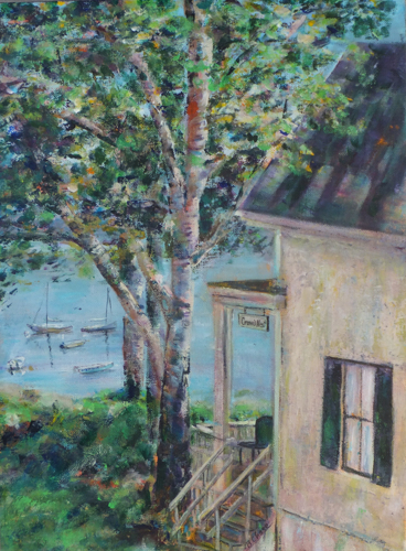 Crow's Nest - Bayside by Barbara Chase