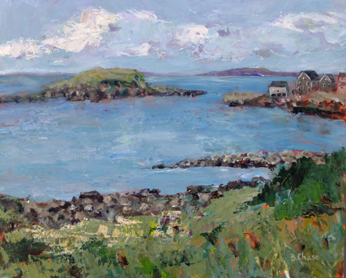 Monhegan Waters