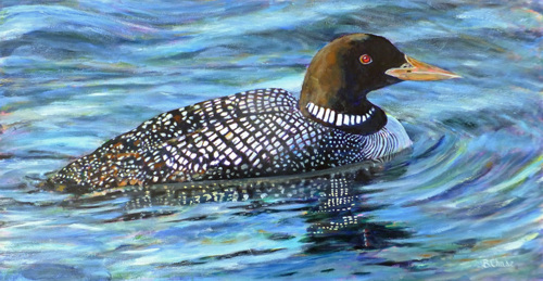 Loon by Barbara Chase