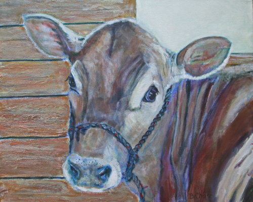 Jersey Calf by Barbara Chase