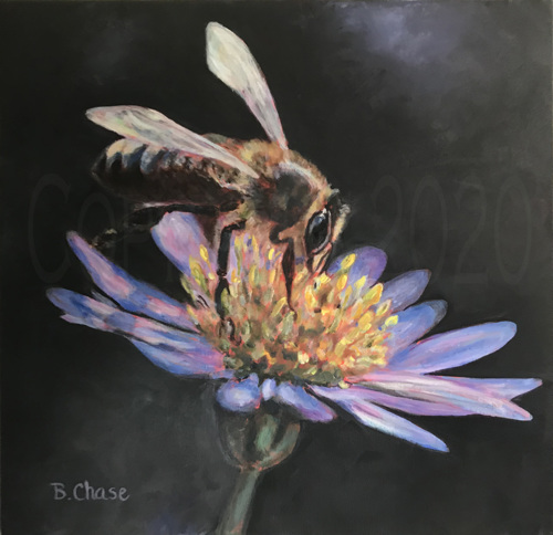 Bee-dazzled by Barbara Chase