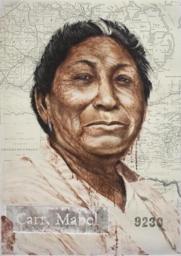 Carr, Mabel 9230