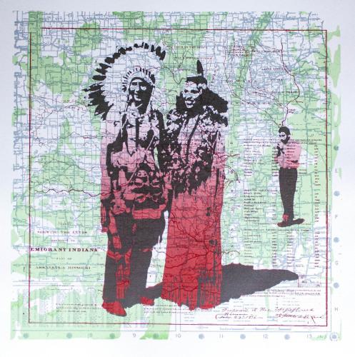 Emigrant Indians #1