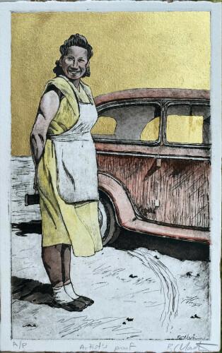 Aunt Inez #3