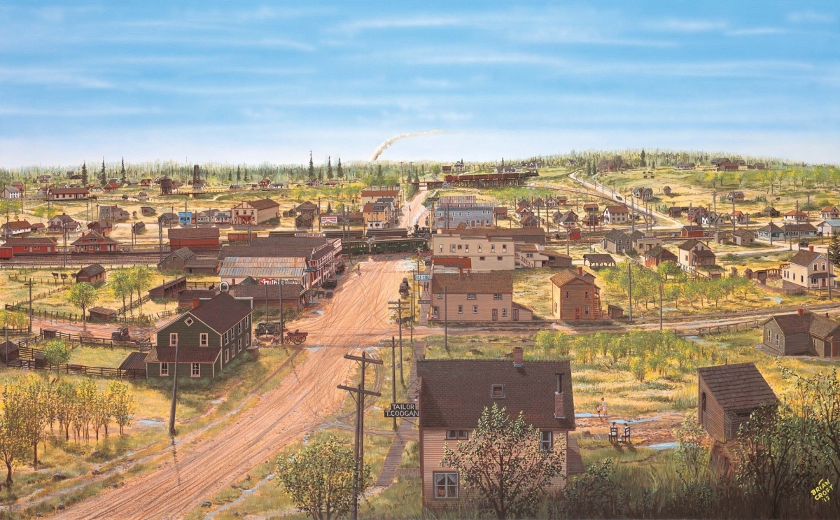 Abbotsford - 1922 (large view)