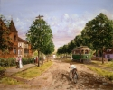 Park Row, New Westminster - 1909 (thumbnail)