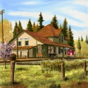 Fort Langley Station (thumbnail)