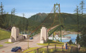 Lions Gate Bridge - 1939 (thumbnail)