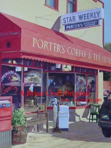 Porter's Coffee and Tea House (large view)
