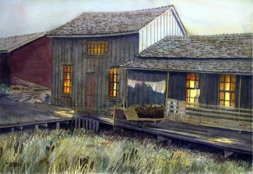 Cannery Worker's Shack (large view)