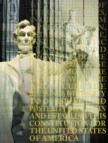 Lincoln Memorial, United-States Congress & Constitution