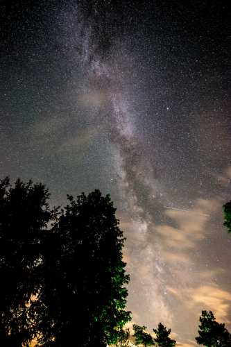 Midnight Milkyway by B.A.D. Images Photography