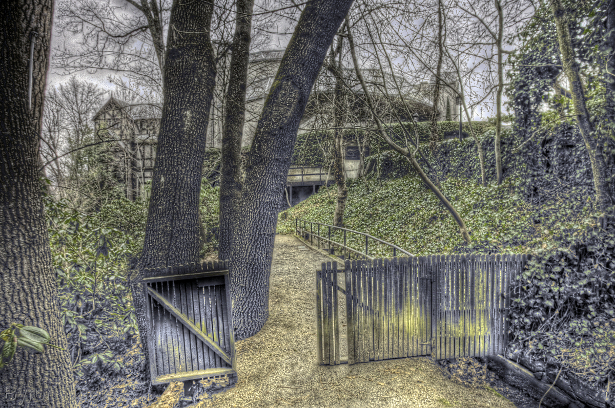 The Gate (large view)