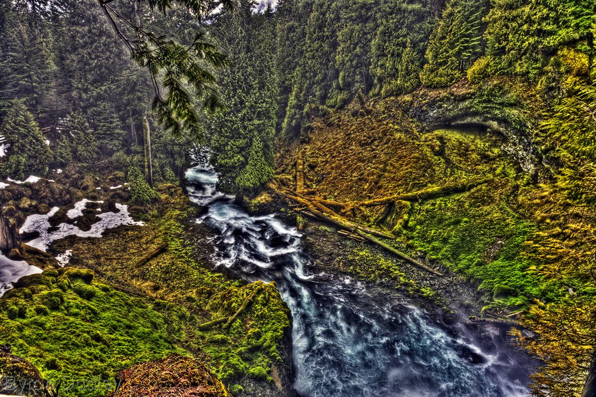 McKenzie River #9 (large view)