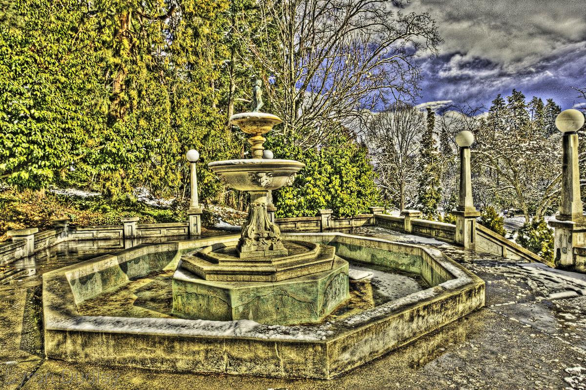 Butler Fountain #2 (large view)