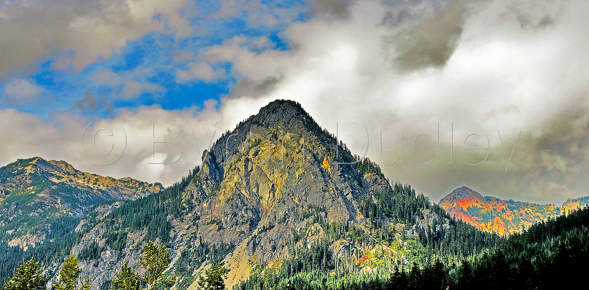 Northwest Pass (large view)