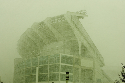 Cleveland Browns Stadium (large view)
