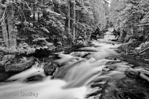 Wild waters streaming (large view)