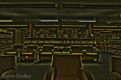 The New Library #2 (large view)