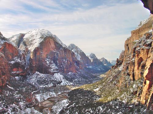 Zions West Rim (large view)