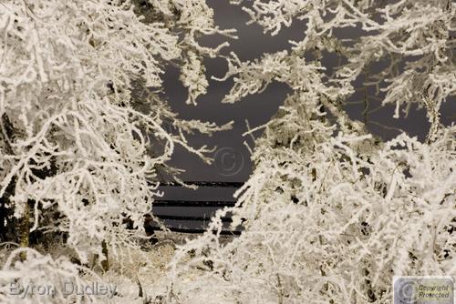 Mount Sherman first snowfall #2 (large view)