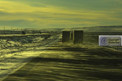 Wyoming Rush hour (large view)