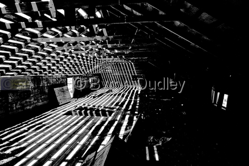 Slaughterhouse attic #1 (large view)