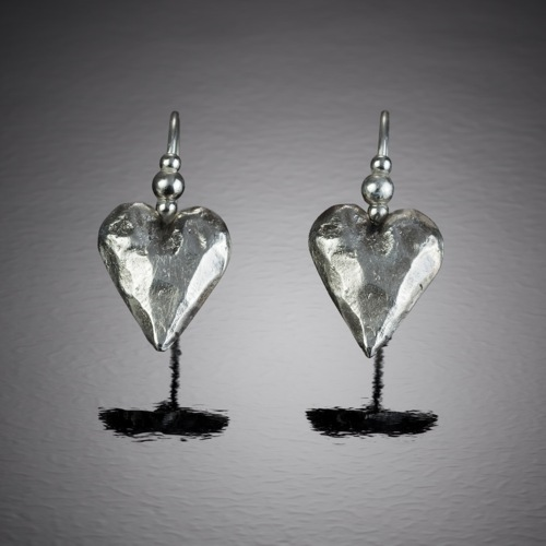 Heart-to-Resist Earrings (large view)