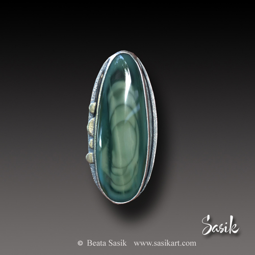 imperial green ring