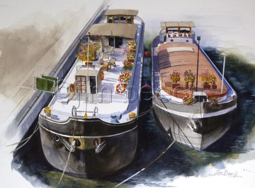 Paris Housboats