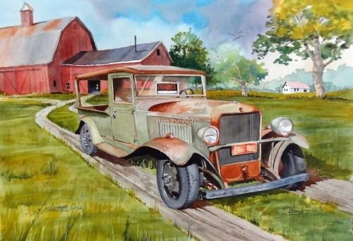 Retired farm Hand