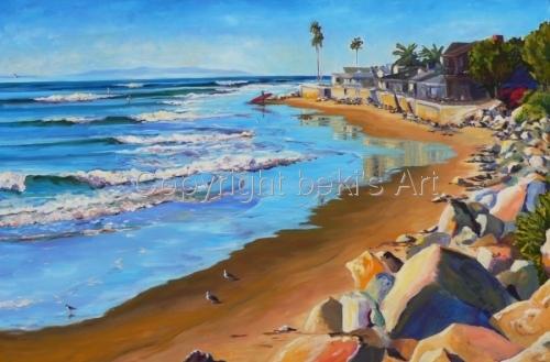 Mondos Surfing Beach