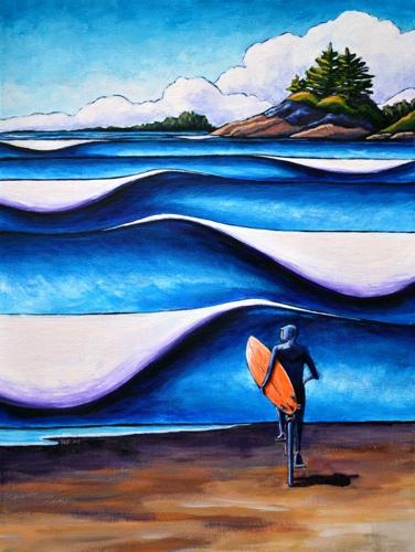 Surf Tofino