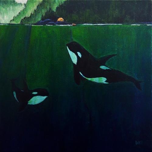 The Orcas