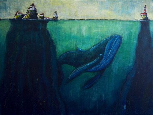 Where Whales Play