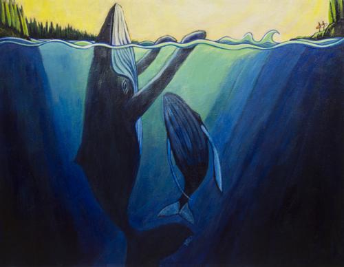 Wish I had a Whale