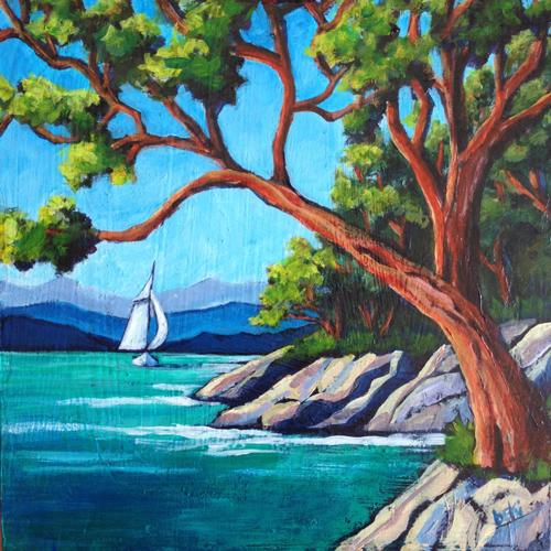 Arbutus and Sails