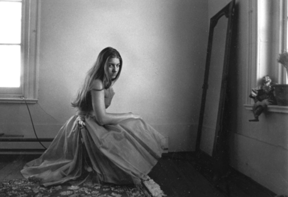 Sarah, Sixteen, Shepherdstown, WV, 2000 (large view)