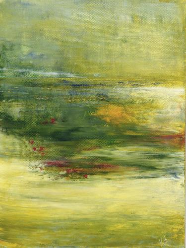 Pond by Valerie Berkely