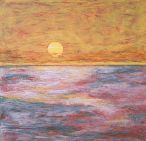 New Rising Sun