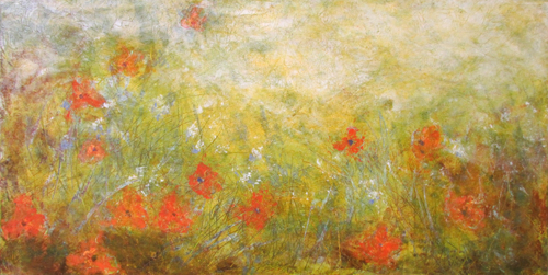 My Monet Moment: Wild Poppies II
