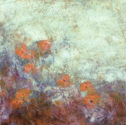 My Monet Moment: Wild Poppies I