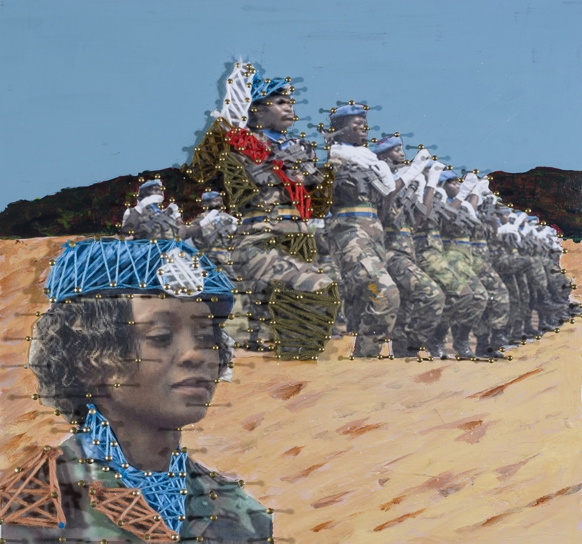 Women and War, Ghana (large view)